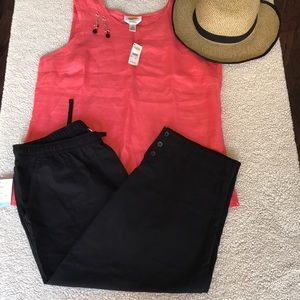 TALBOTS and Croft and Barrow BUNDLE size 12/Large